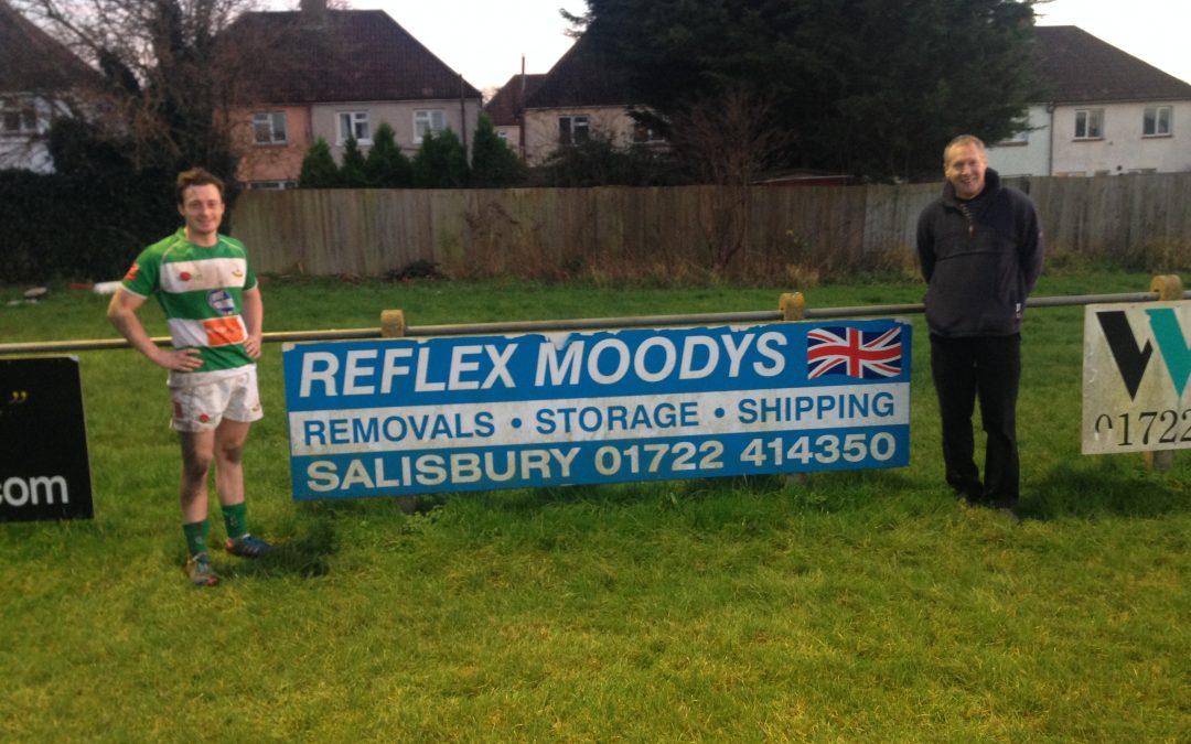 Salisbury Rugby Club Sponsor